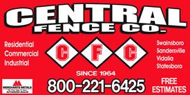 CentralFence