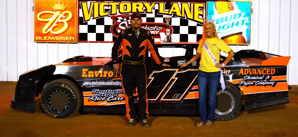 Tucker Turns Out to Grab Win At Swainsboro Raceway!