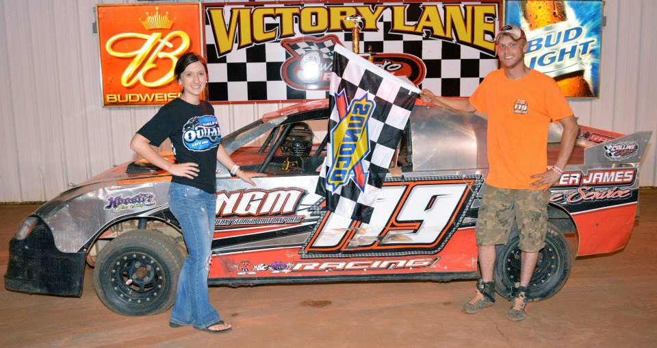 Last Points Race of the Season at Swainsboro Raceway!