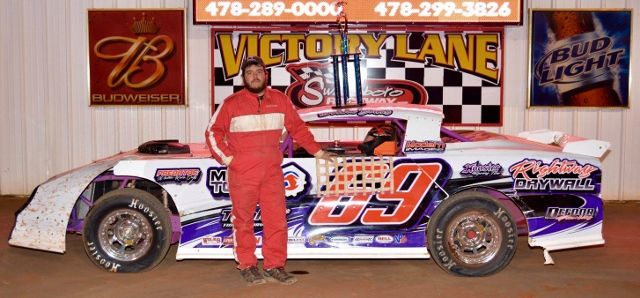 Stevenson wins $1000 Roger Wheeler Construction Road Warrior division!
