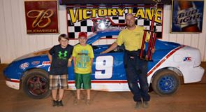 Stephens Snatches $1000 Win at Swainsboro Raceway!