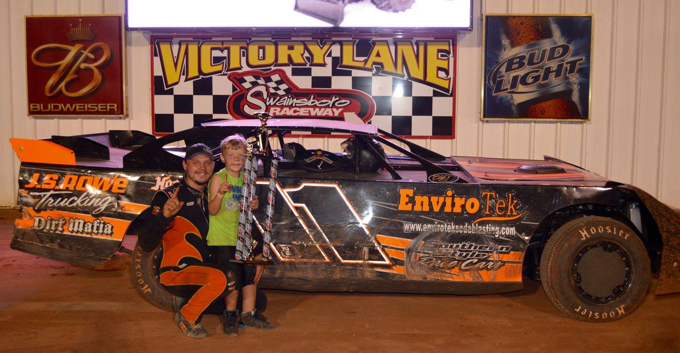 Daniels Chevrolet Swainsboro Ga >> 6-11-16 RACE RESULTS – Swainsboro Raceway