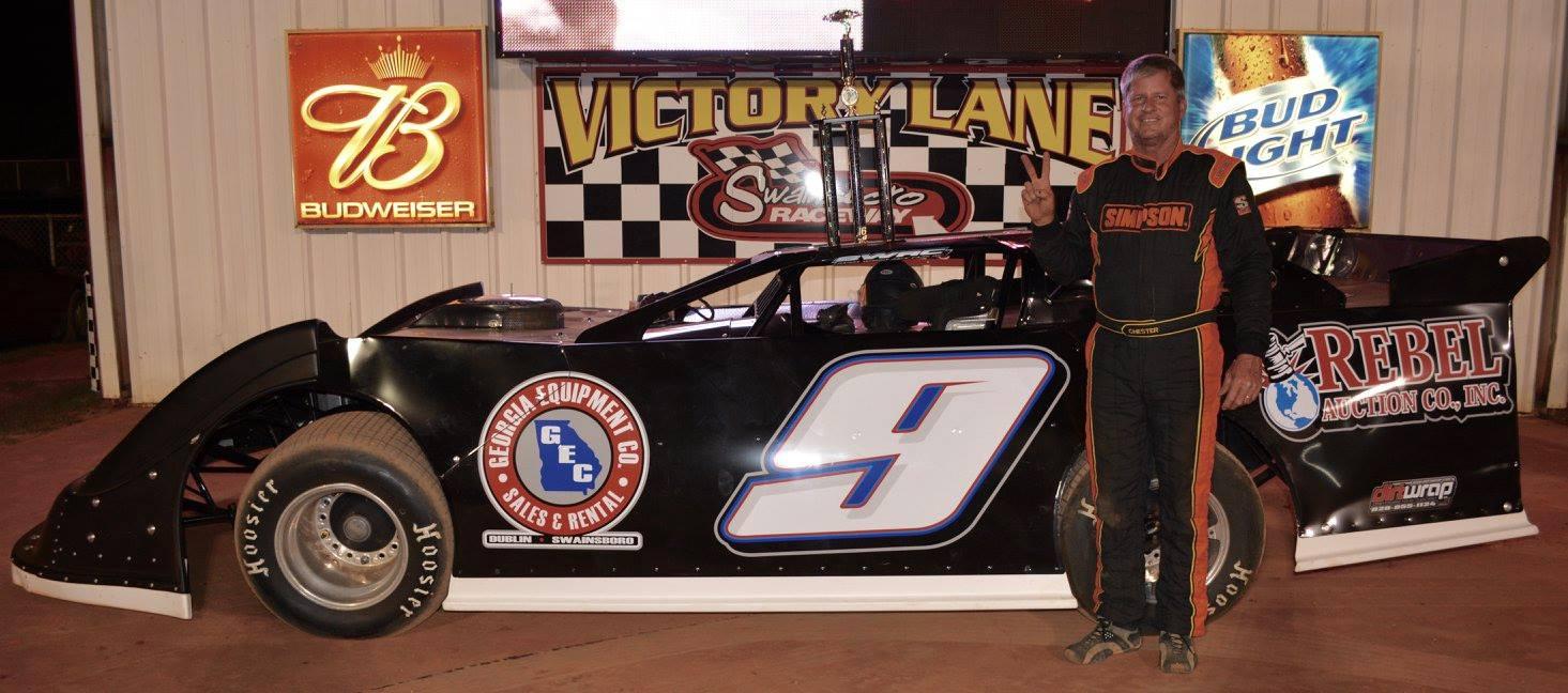 Daniels Chevrolet Swainsboro Ga >> 9-10-16 RACE RESULTS – Swainsboro Raceway