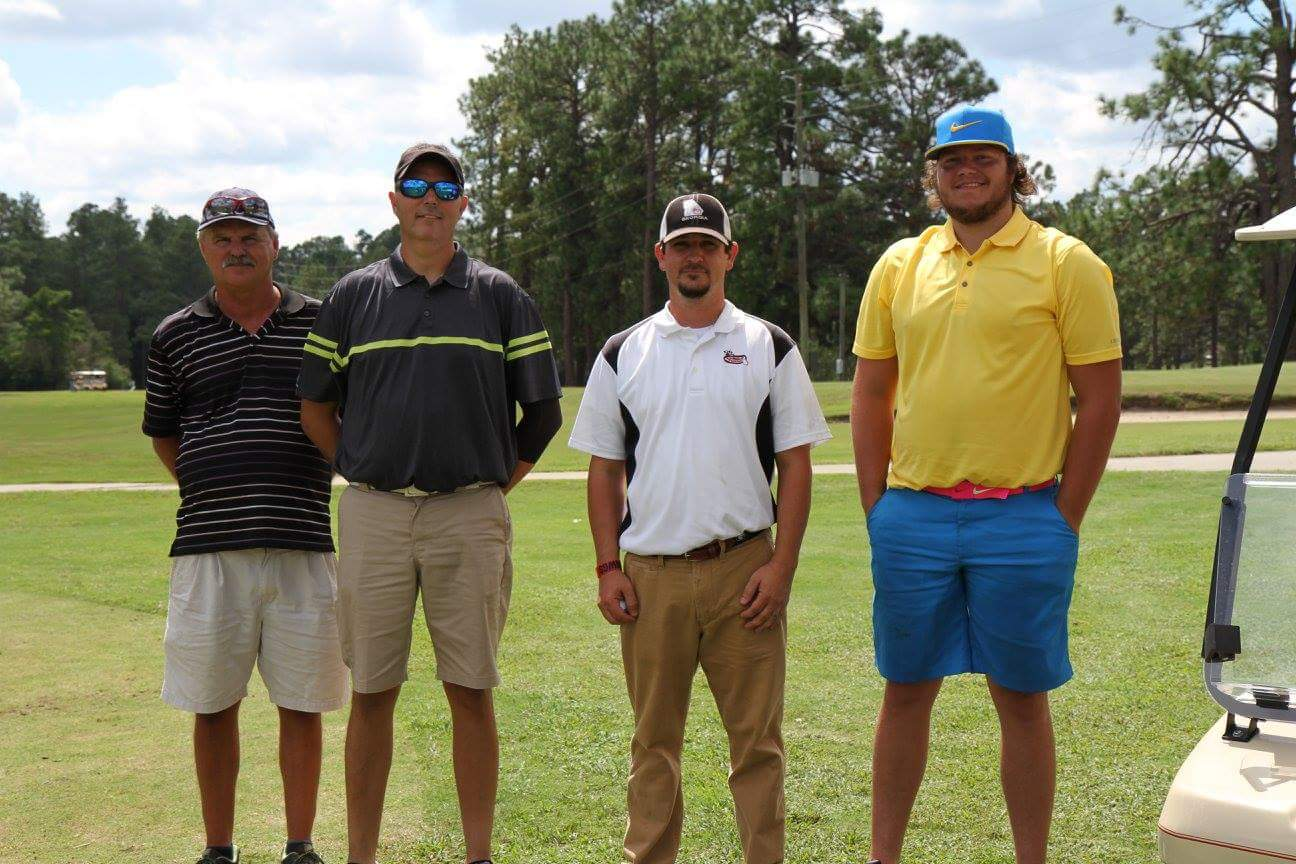 Swainsboro Raceway Participates in the 24th Annual Industry Appreciation Chamber Golf Classic