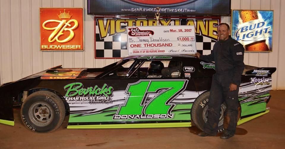 Daniels Chevrolet Swainsboro Ga >> 3-18-17 RACE RESULTS – Swainsboro Raceway