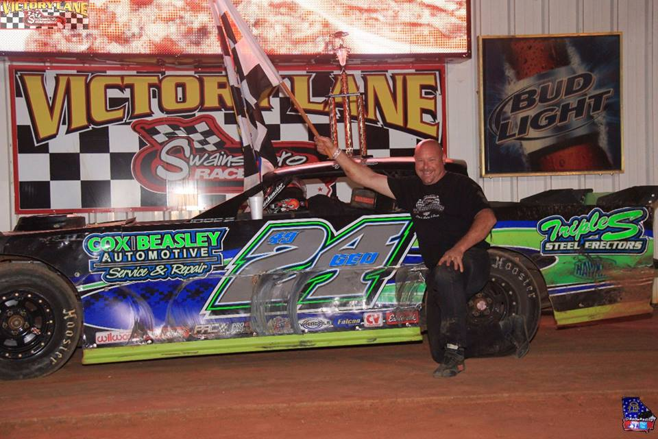 Williamson Grabs Grand at Swainsboro Raceway!