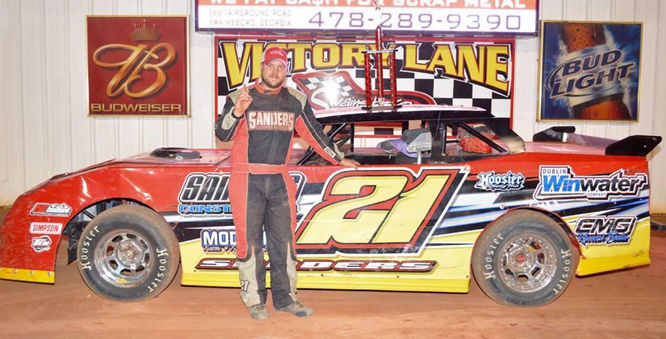 Daniels Chevrolet Swainsboro Ga >> 4-22-17 Feature Finish – Swainsboro Raceway