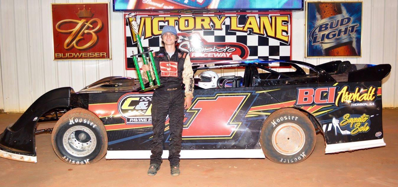 Daniels Chevrolet Swainsboro Ga >> 6-3-17 Feature Finish – Swainsboro Raceway