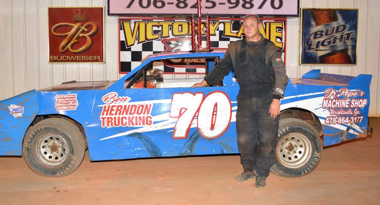 Daniels Chevrolet Swainsboro Ga >> 8-12-17 Feature Finish – Swainsboro Raceway