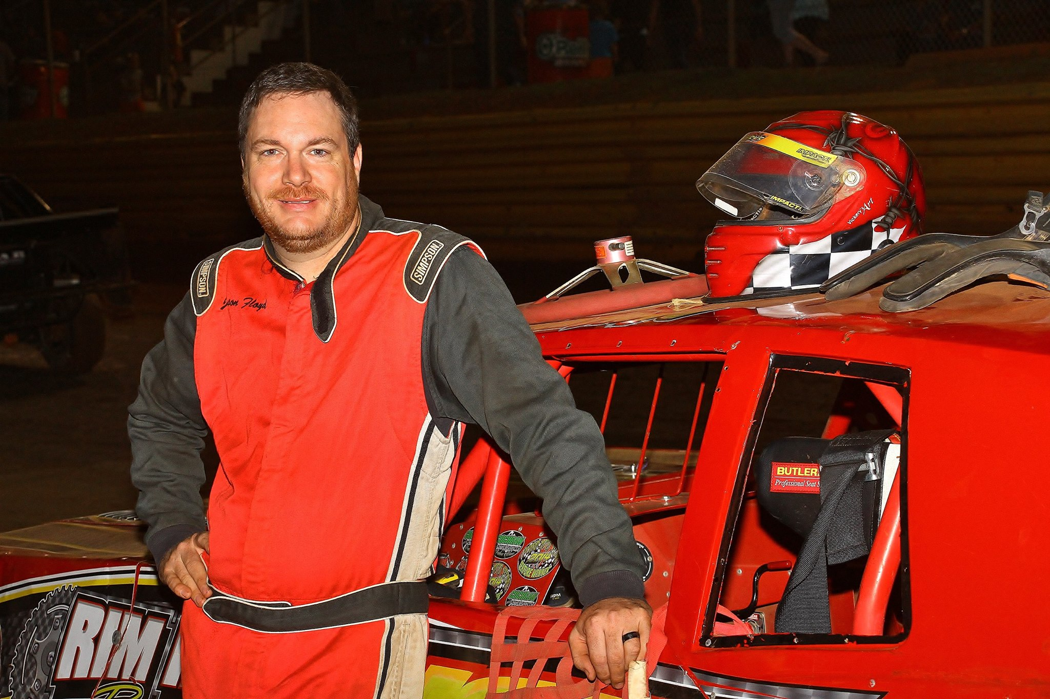Daniels Chevrolet Pure Stock $10,000 to win at Swainsboro Raceway!