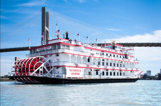 Savannah riverboat cruise coupons