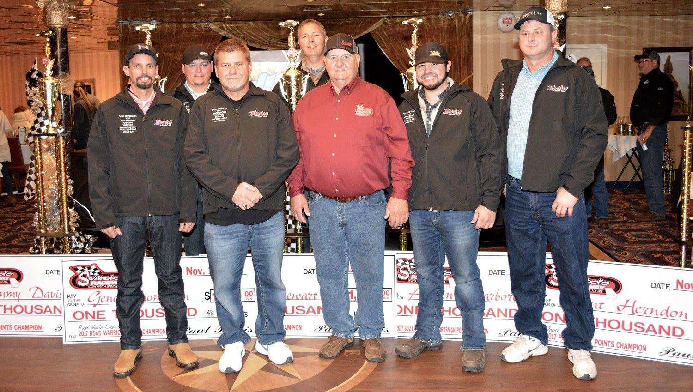 Swainsboro Raceway 2017 Championship Weekend