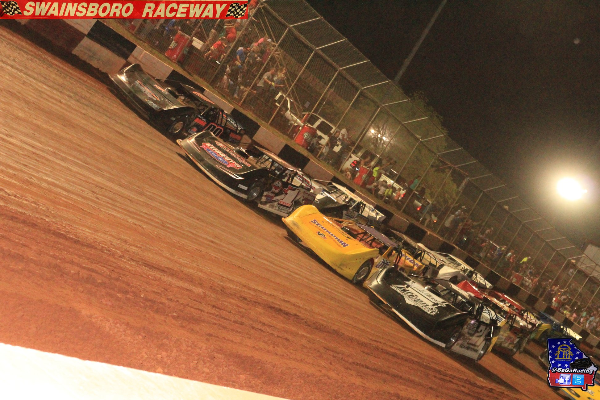 LATE MODEL WEEKEND DOUBLE HEADER PLUS UNITED SPRINT CAR SERIES TAKES OVER THE 'BORO!