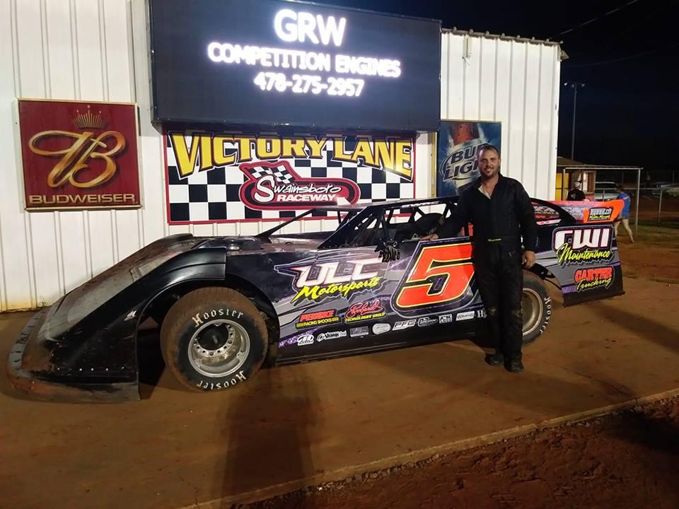 Middle GA Late Models Visit Swainsboro Raceway!
