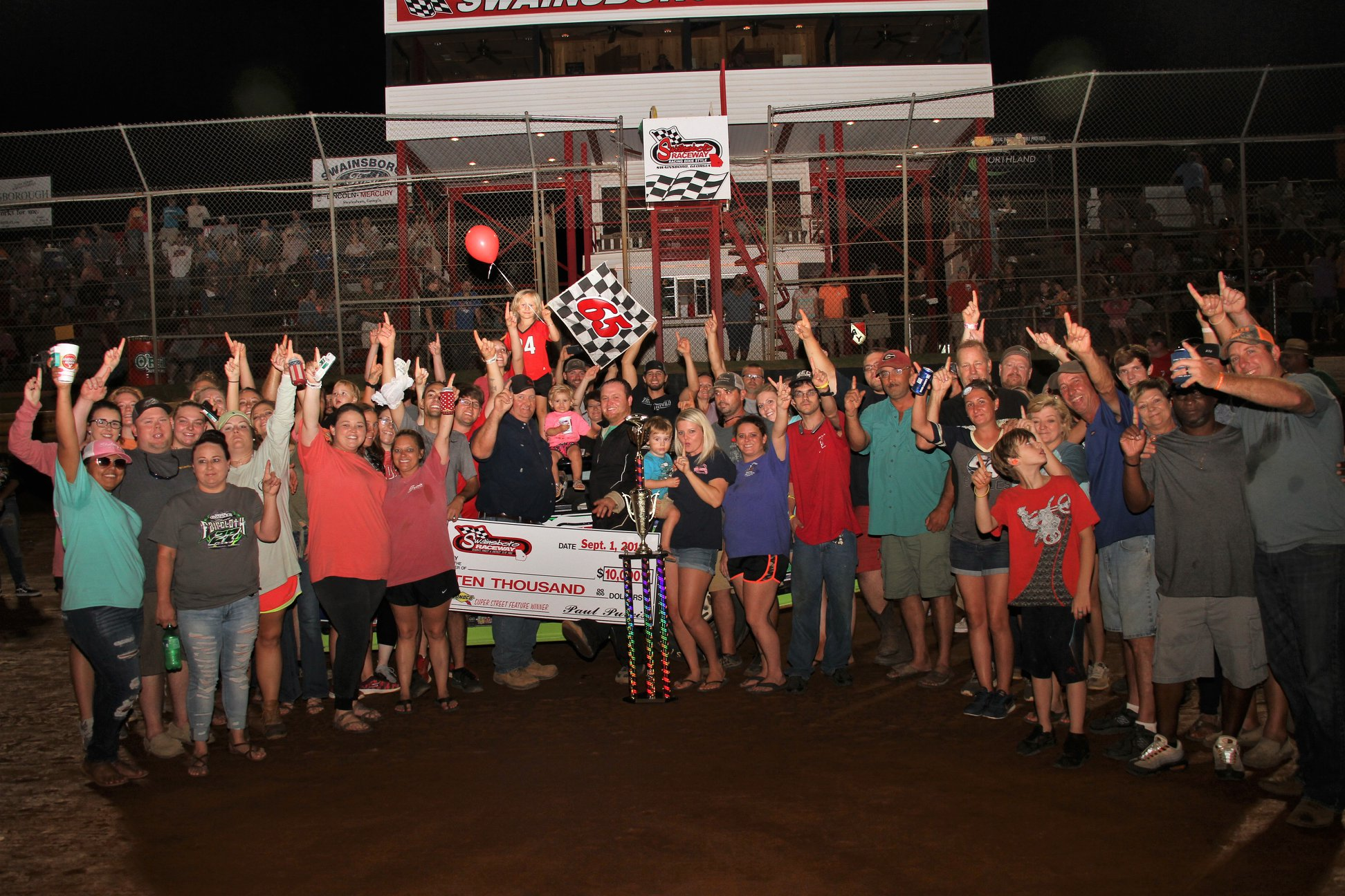 Sunoco Super Street $10,000 Shoot-Out at Swainsboro Raceway!