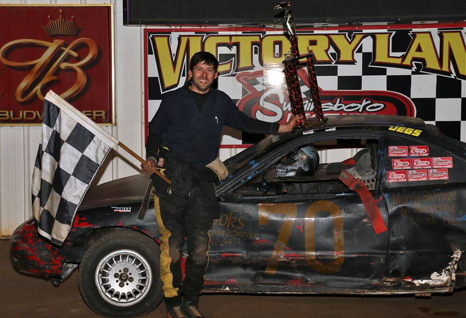 3-16-19 RACE RESULTS