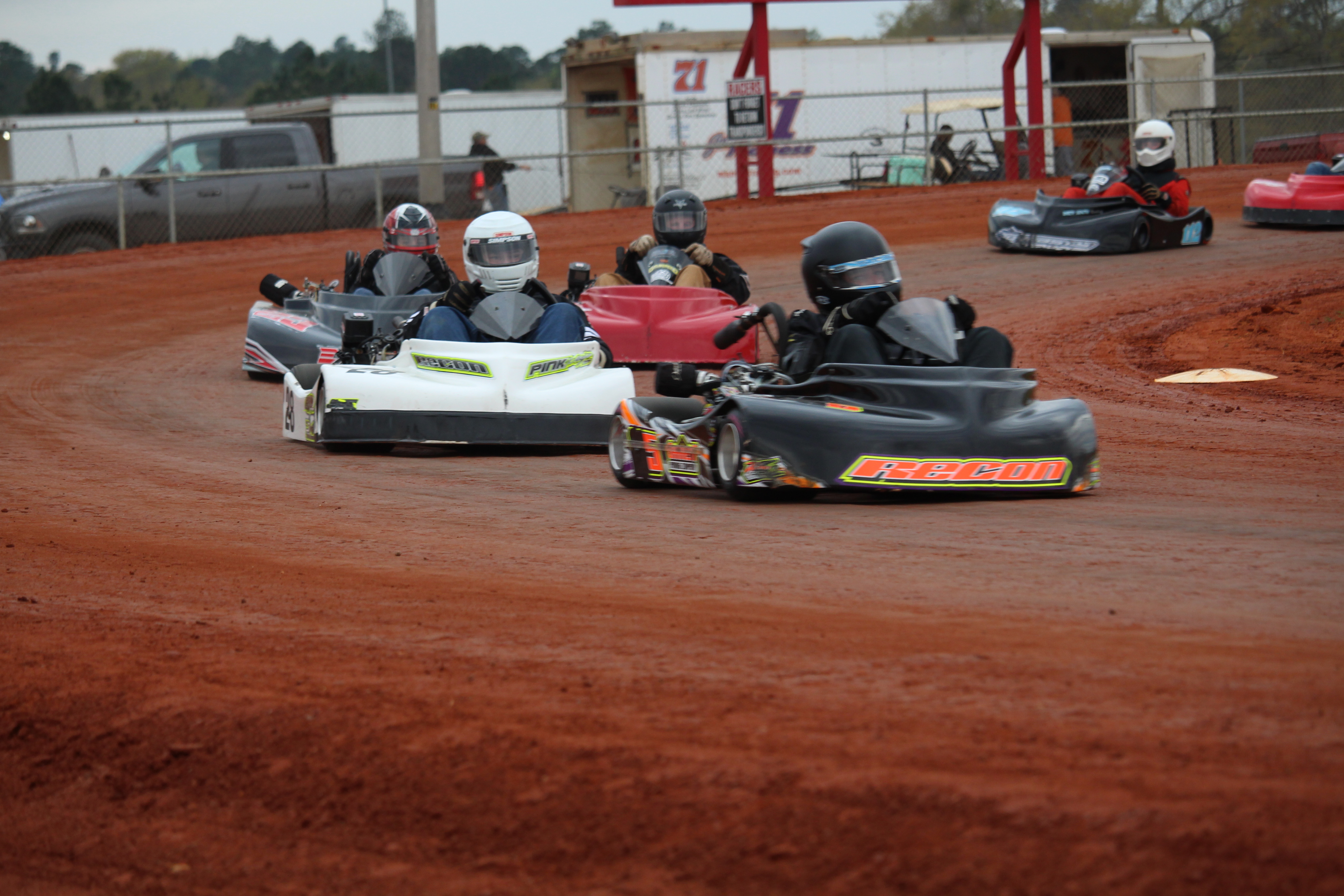 SATURDAY, MARCH 23, 2019 DOMINO'S PIZZA NIGHT, RACING IN ALL DIVISIONS & KARTING DIXIE STYLE
