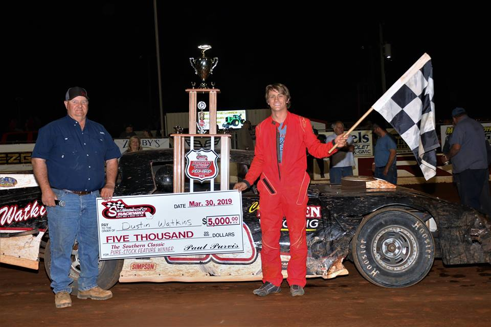 Southern Classic $5000 to Win at Swainsboro Raceway!