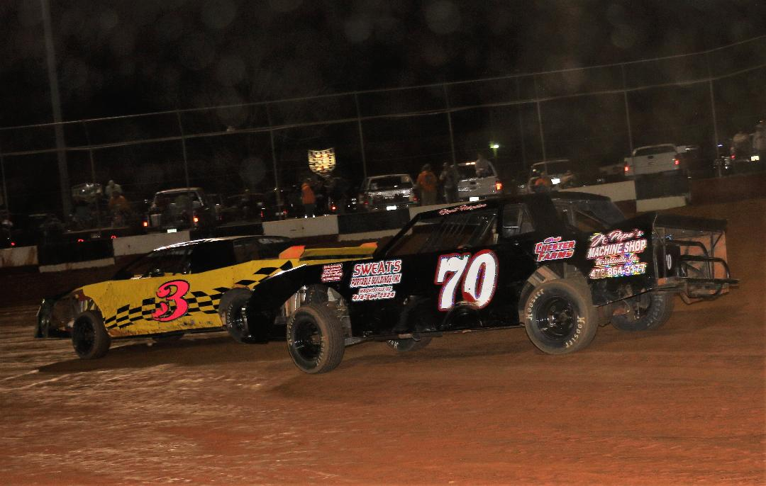 A Night in Memory of Benjamin Woods at Swainsboro Raceway