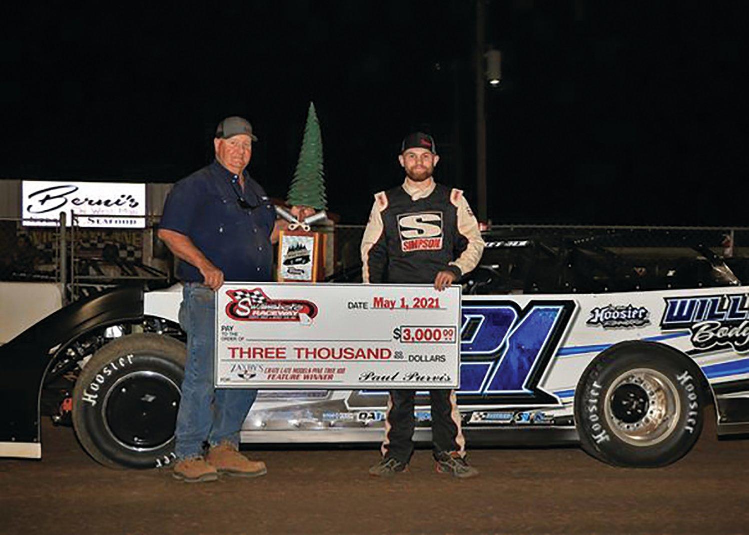 Pine Tree 100 Makes History at Swainsboro Raceway!